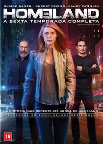 Homeland (6ª Temporada) - Poster / Capa / Cartaz - Oficial 2