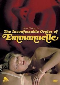 Las Orgías Inconfesables de Emmanuelle - Poster / Capa / Cartaz - Oficial 3