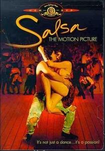 Salsa - O Filme Quente - Poster / Capa / Cartaz - Oficial 1