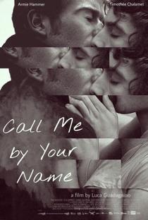 Me Chame Pelo Seu Nome - Poster / Capa / Cartaz - Oficial 12
