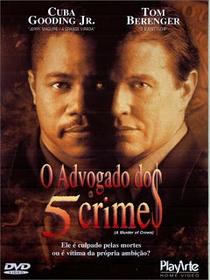 O Advogado dos 5 Crimes - Poster / Capa / Cartaz - Oficial 3