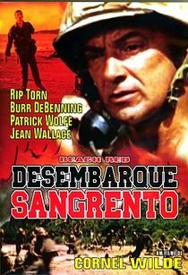 Desembarque Sangrento - Poster / Capa / Cartaz - Oficial 4