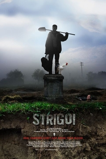 Strigoi - Poster / Capa / Cartaz - Oficial 1