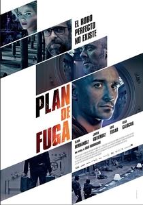 Plano de fuga - Poster / Capa / Cartaz - Oficial 1