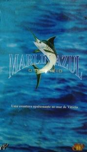 Marlin Azul - O Desafio  - Poster / Capa / Cartaz - Oficial 1