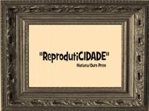 Reproduticidade - Poster / Capa / Cartaz - Oficial 1