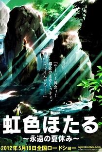 Nijiiro Hotaru: Eien no Natsuyasumi - Poster / Capa / Cartaz - Oficial 9