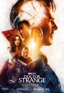 Doutor Estranho - Poster / Capa / Cartaz - Oficial 17