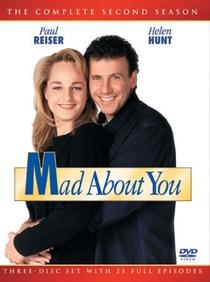 Mad About You (2ª Temporada) - Poster / Capa / Cartaz - Oficial 1
