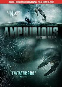 Anfíbio – A Criatura das Profundezas - Poster / Capa / Cartaz - Oficial 3