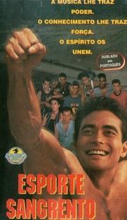 Esporte Sangrento - Poster / Capa / Cartaz - Oficial 3