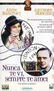 Nunca Te Vi, Sempre Te Amei - Poster / Capa / Cartaz - Oficial 2