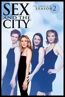 Sex and the City (2ª Temporada) - Poster / Capa / Cartaz - Oficial 1