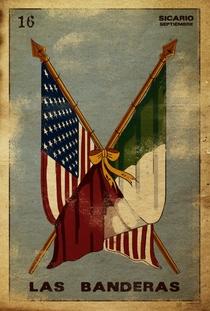 Sicario: Terra de Ninguém - Poster / Capa / Cartaz - Oficial 4