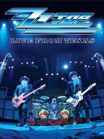 ZZ Top: Live from Texas - Poster / Capa / Cartaz - Oficial 1
