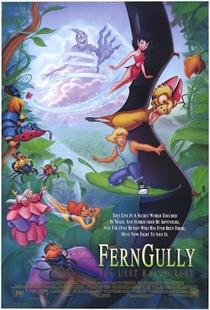 Ferngully - As Aventuras de Zack e Crysta na Floresta Tropical - Poster / Capa / Cartaz - Oficial 2