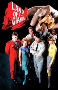 Terra de Gigantes (1ª Temporada) - Poster / Capa / Cartaz - Oficial 1