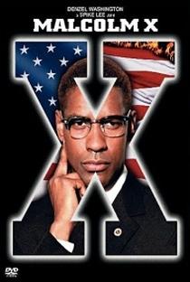Malcolm X - Poster / Capa / Cartaz - Oficial 2