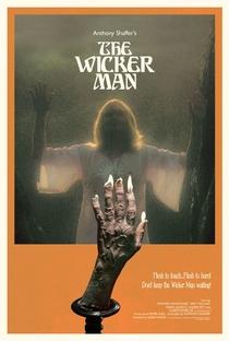 O Homem de Palha - Poster / Capa / Cartaz - Oficial 6