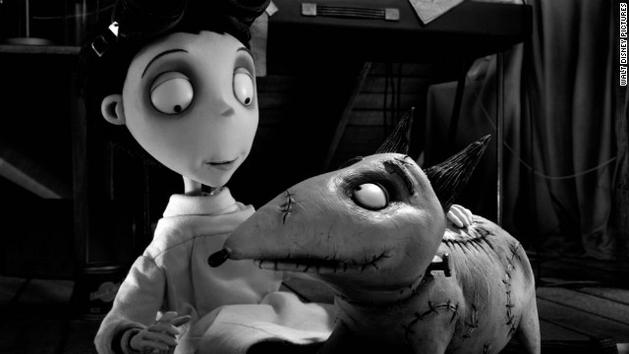 Crítica de 'Frankenweenie', dirigido por Tim Burton