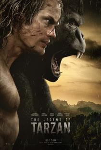 A Lenda de Tarzan - Poster / Capa / Cartaz - Oficial 2
