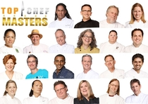 Top Chef Masters 2 temporada - Poster / Capa / Cartaz - Oficial 1