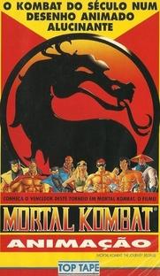 Mortal Kombat - Animação - Poster / Capa / Cartaz - Oficial 1