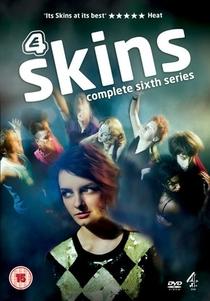 Skins - Juventude à Flor da Pele (6ª Temporada) - Poster / Capa / Cartaz - Oficial 2