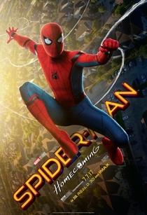 Homem-Aranha: De Volta ao Lar - Poster / Capa / Cartaz - Oficial 6