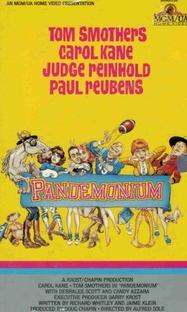 Pandemonium - Poster / Capa / Cartaz - Oficial 2