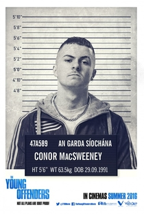 The Young Offenders - Poster / Capa / Cartaz - Oficial 4