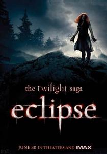 A Saga Crepúsculo: Eclipse - Poster / Capa / Cartaz - Oficial 5