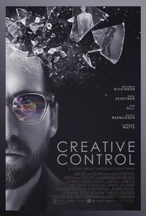 Creative Control - Poster / Capa / Cartaz - Oficial 1