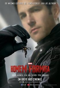 Homem-Formiga - Poster / Capa / Cartaz - Oficial 24