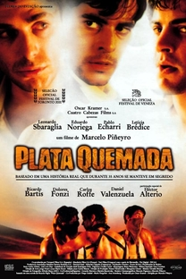 Plata Quemada - Poster / Capa / Cartaz - Oficial 2