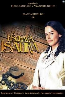 A Escrava Isaura - Poster / Capa / Cartaz - Oficial 1