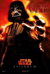 Star Wars: Episódio III - A Vingança dos Sith - Poster / Capa / Cartaz - Oficial 4