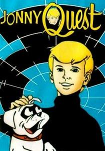 Jonny Quest - Poster / Capa / Cartaz - Oficial 3