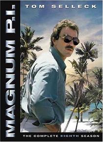 Magnum (8ª Temporada) - Poster / Capa / Cartaz - Oficial 1