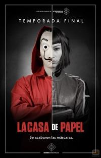 La Casa de Papel (Parte 2) - Poster / Capa / Cartaz - Oficial 5