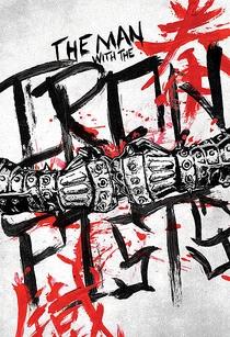 O Homem com Punhos de Ferro - Poster / Capa / Cartaz - Oficial 2