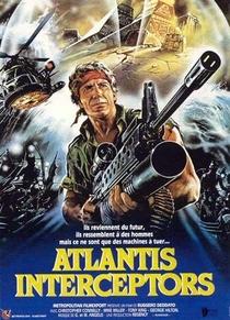 Os Caçadores de Atlântida - Poster / Capa / Cartaz - Oficial 1