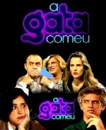 A Gata Comeu - Poster / Capa / Cartaz - Oficial 2