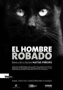 El Hombre Robado - Poster / Capa / Cartaz - Oficial 1