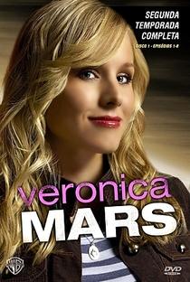 Veronica Mars: A Jovem Espiã (2ª Temporada) - Poster / Capa / Cartaz - Oficial 3