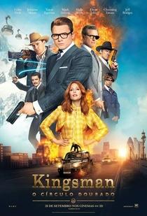 Kingsman: O Círculo Dourado - Poster / Capa / Cartaz - Oficial 1
