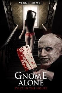 Gnome Alone - Poster / Capa / Cartaz - Oficial 1