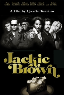 Jackie Brown - Poster / Capa / Cartaz - Oficial 12
