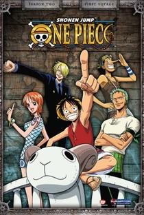 One Piece: Saga 1 - East Blue - Poster / Capa / Cartaz - Oficial 1