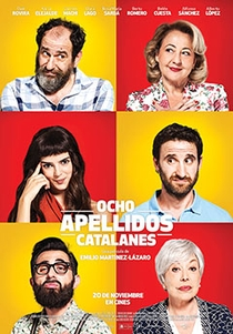 Ocho Apellidos Catalanes  - Poster / Capa / Cartaz - Oficial 1